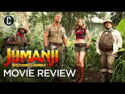 Jumanji 2 Movie Review - The Rock & Kevin Hart's Worthy Follow-up?