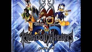 Kingdom Hearts Original Soundtrack (D2;T3) Villains of a Sort