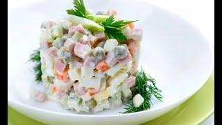 "Готовим салат Оливье - Комбайн ""Кубики 8 в 1"""