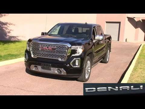 2019 GMC Sierra: 300 Mile Performance & Economy Drive