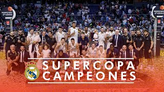 ¡CAMPEONES  de la Supercopa! | Real Madrid 89-79 Barcelona