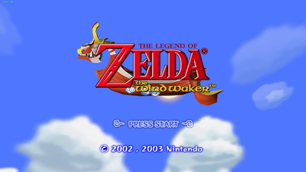 How to Setup Dolphin Emulator v5 0 (LoZ: The Wind Waker Gameplay)