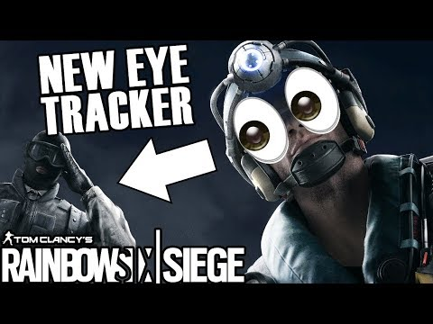 Using An Eye Tracker In Rainbow Six Siege