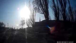 Город Мелитополь. Видеорегистратор Aspiring GT-11. Мелитополь, Видео Мелитополь.(, 2015-04-13T23:00:14.000Z)