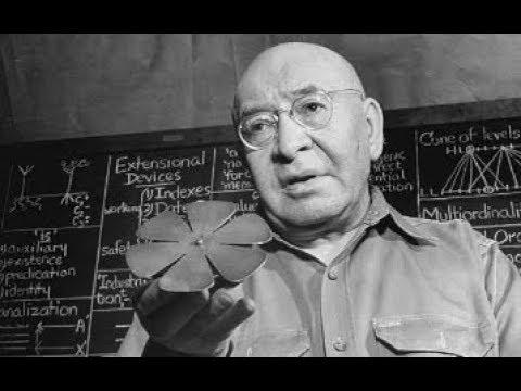 Alfred Korzybski - General Semantics (1947)