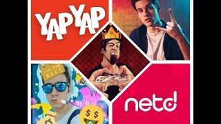 Ünlü youtuberların gelirleri  (Enes batur, Netd... )