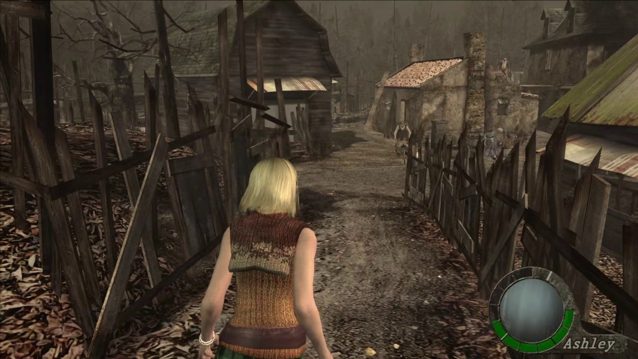 Resident Evil 4 Mod (PC) Play As Ashley (how to in description)