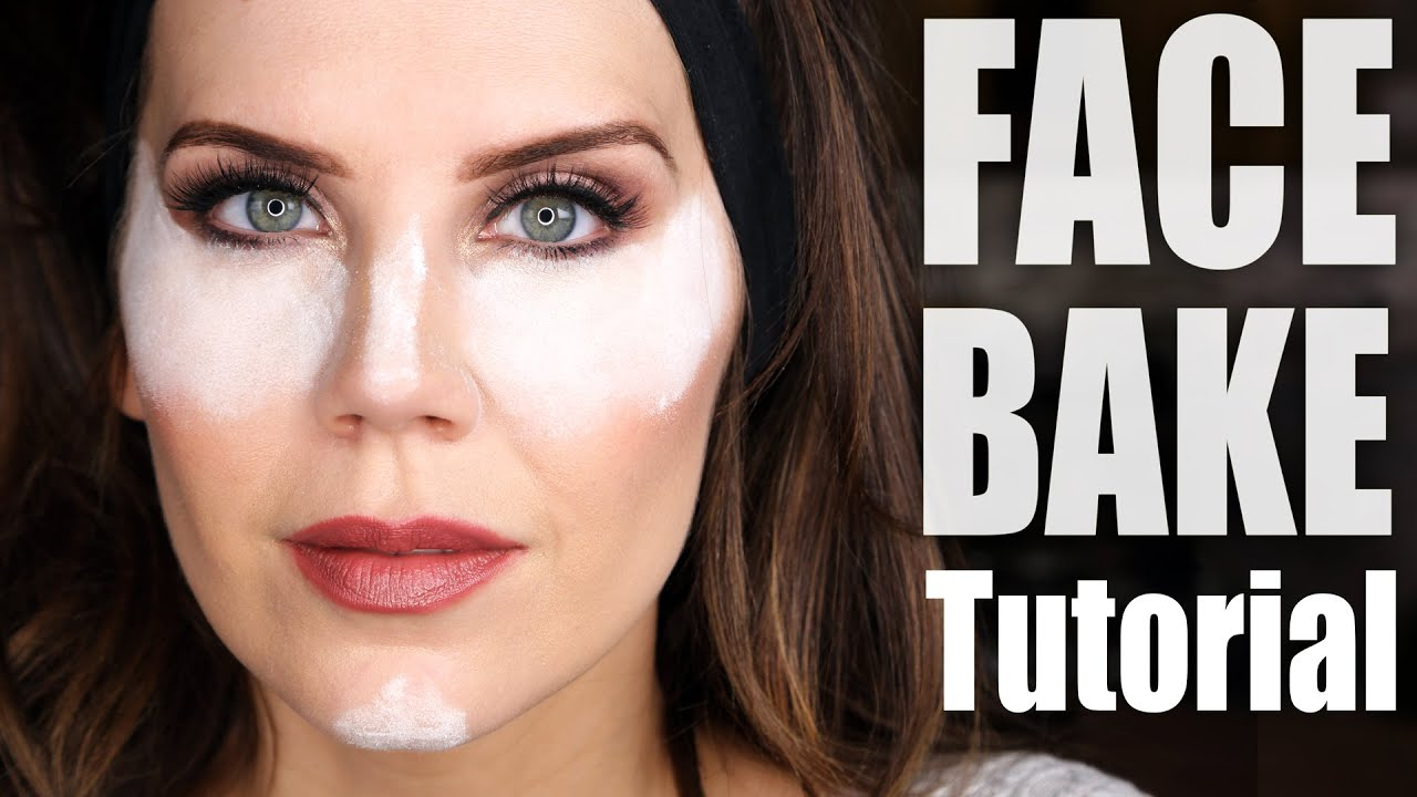 How to bake your face makeup tutorial youtube for What is cosmetics made of