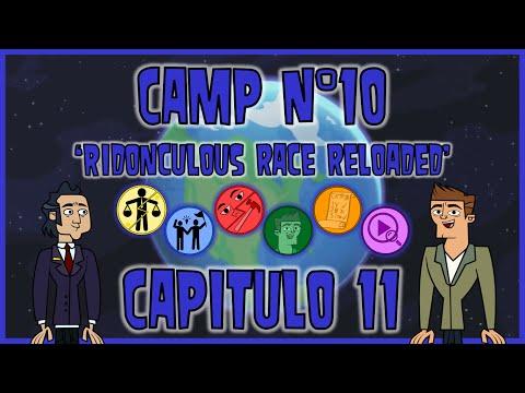 Camp 10 'RRR' Capitulo 11 'La Comida Local De Beijing'.