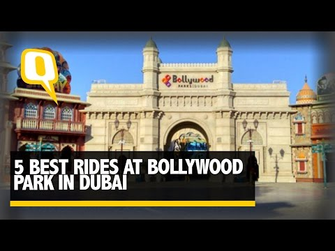 5 Rides at Bollywood Park Dubai that You Can't Afford to Miss