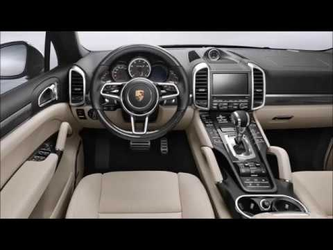 2017 porsche cayenne interior youtube. Black Bedroom Furniture Sets. Home Design Ideas