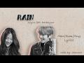 Images Soyou(소유) x Baekhyun(백현) - Rain (비가 와) Lyrics [Han Rom Eng]