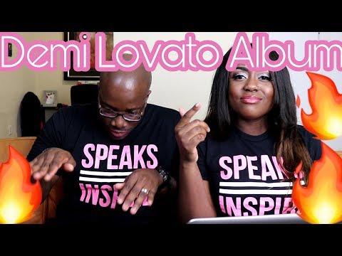 Cover Lagu DEMI LOVATO TELL ME YOU LOVE ME ALBUM REACTION | Couple Reacts STAFABAND