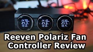 Reeven Polariz Fan Controller Review