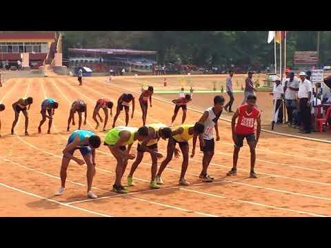 800 mts Karnataka p u state finals