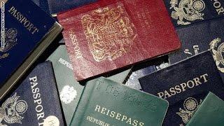 بالفيديو.. أسهل جوازت السفر حيازة في العالم