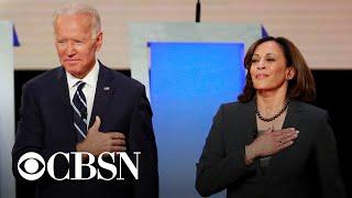 Impact of Biden''s choice of Kamala Harris as running mate