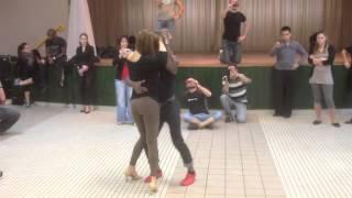 Repeat youtube video Kizomba Doumb & Ingrid à la Roche S I