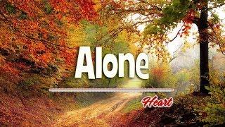 Alone - Heart (KARAOKE)