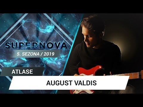"August Valdis ""Candy like rain"" 
