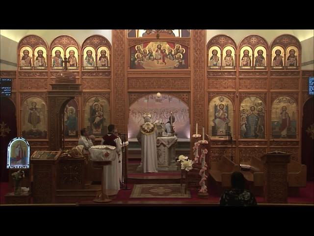 (Divine Liturgy) Fr. Raphael Hanna and Fr. Rewes Antoun