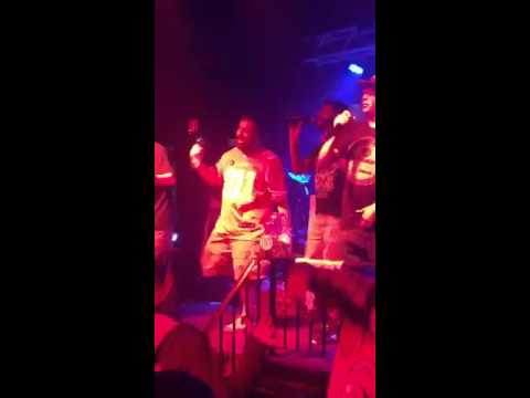 Bourbon Bandstand - My SA tribute