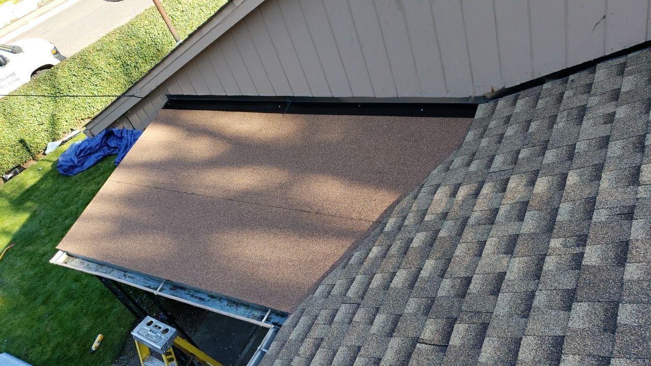 porch roof repair