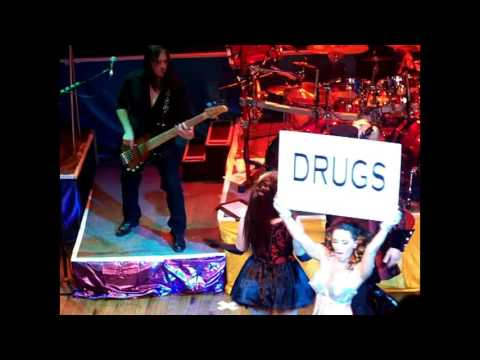 Queensryche 'Cabaret' Live 2010 =] Desert Dance [= Houston HoB - 8/6