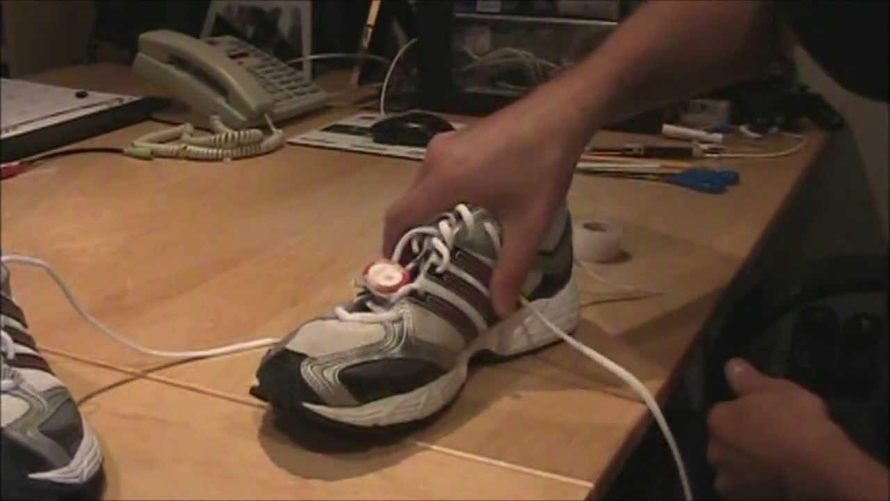 Youtube To Any mountmount Ipod Running Nike Sensor Shoe How BUS8X8