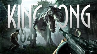 Peter Jackson's King Kong (PL) #4 - Autostrada brontozaurów (Gameplay PL / Zagrajmy w)