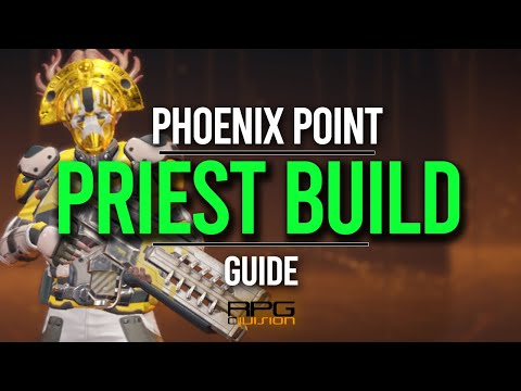 Ultimate Priest Build - PHOENIX POINT