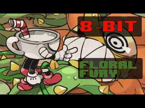 8-BIT CUPHEAD - FLORAL FURY PIANO REMIX