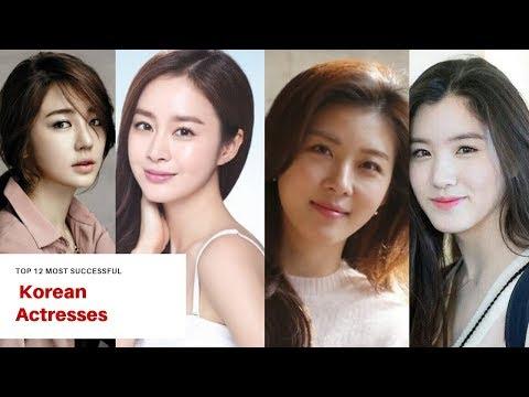 Top 12 Most Successful Korean Actresses ✡️ 2019