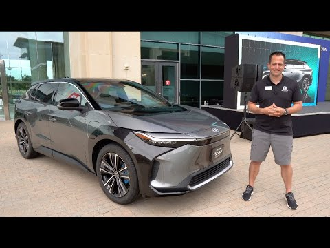 Is the ALL NEW 2022 Toyota bZ4x going to be BETTER than a RAV4 Prime?