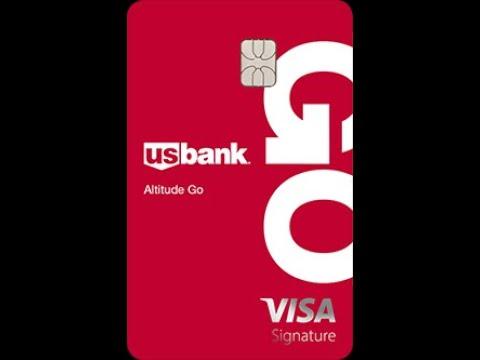 Episode 33: US Bank Altitude Go Card - A Second Take