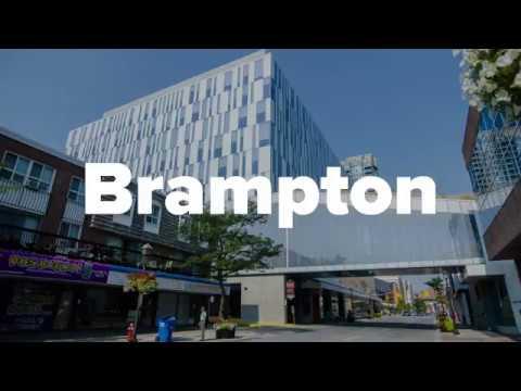 Brampton ,City in Ontario, Canada