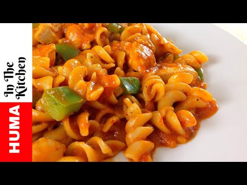 One Pot Pasta Recipe Kids Lunch Box Recipes By (HUMA IN THE KITCHEN)