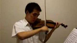 Bach Double 2nd Violin stand-alone
