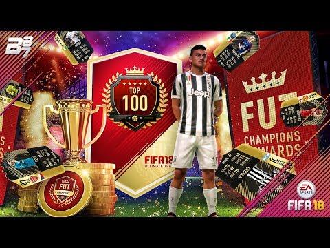 3RD IN THE WORLD FUT CHAMPIONS REWARDS! 2X ULTIMATE TOTW PACK! | FIFA 18 ULTIMATE TEAM