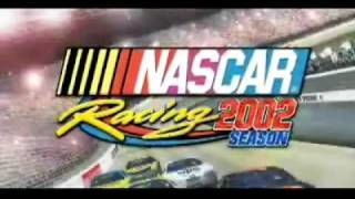 NASCAR Racing 2002 Season - Trailer