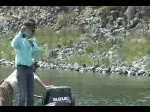 East lake rainbows in bend oregon youtube for Central oregon fishing report
