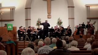 Beethoven Symphony no. 2, III. Scherzo, Allegro - trio
