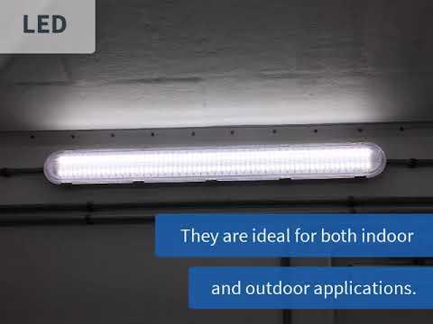 Lighting : Fluorescent vs LED