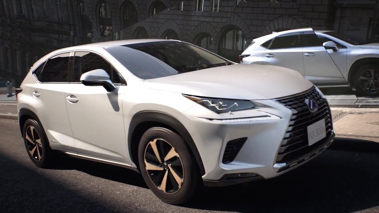 2018 Lexus NX 300 Review - YouTube