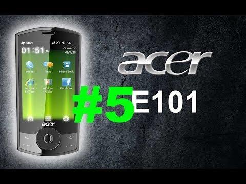 Смартфон Acer E101. 3D Текстурирование. Урок 5