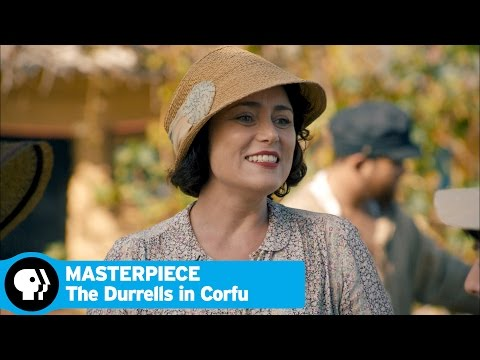 THE DURRELLS IN CORFU on MASTERPIECE | Episode 5 Scene | PBS