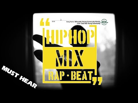 Silhouette Young Community Remix Cacti Feat Young Community 🎤 Hip Hop Beats Music Dark Mood