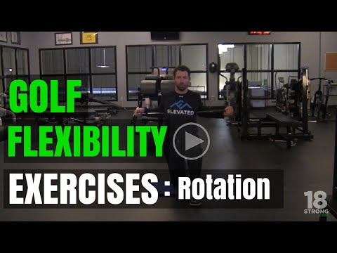 Golf Flexibility Exercises