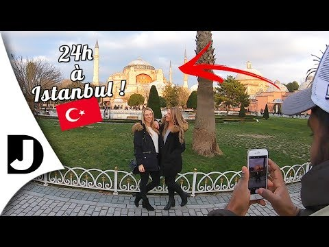 🇹🇷 Que faire à ISTANBUL en 24h chrono ? ⏱️
