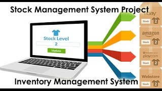 Stock Management System Project in java  - Inventory Management System (Project)